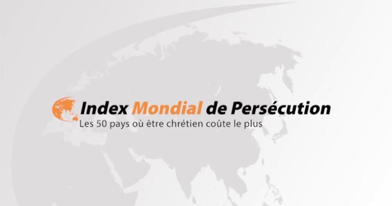 E-Conférence Index Mondial de Persécution 2015