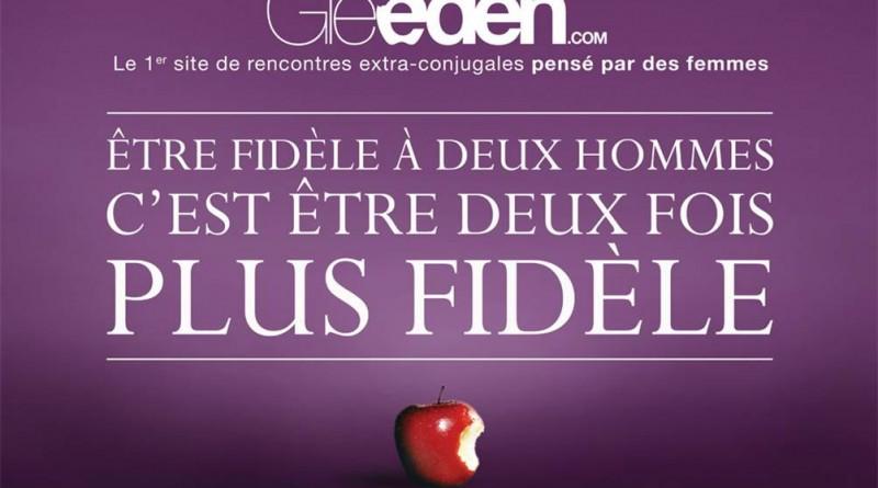 Affaire Gleeden : promouvoir l'adultère, est-ce illégal ?