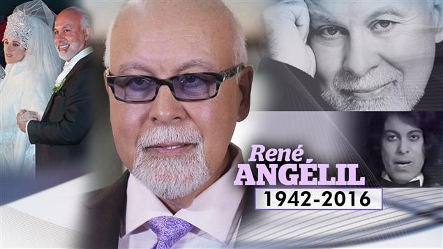 René Angélil, une oeuvre et un empire colossal