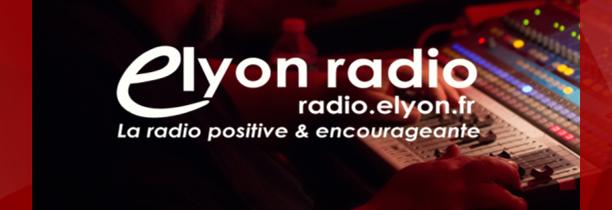 Radio Chrétienne Francophone - La Radio Positive & Encourageante. Radio diffusant en ligne 24h/24 depuis Poitiers le meilleur de la musique chrétienne anglophone et francophone, mais également les dernières informations et des émissions culturelles. Site web : http://radio.elyon.fr