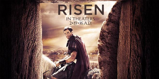 Un centurion enquête sur la résurrection de Jésus : Risen, en salle le 23 mars prochain