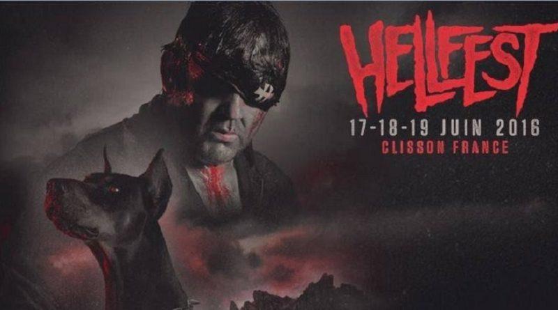 Un chanteur du Hellfest appelait à « pisser sur le Christ et tuer des prêtres »…