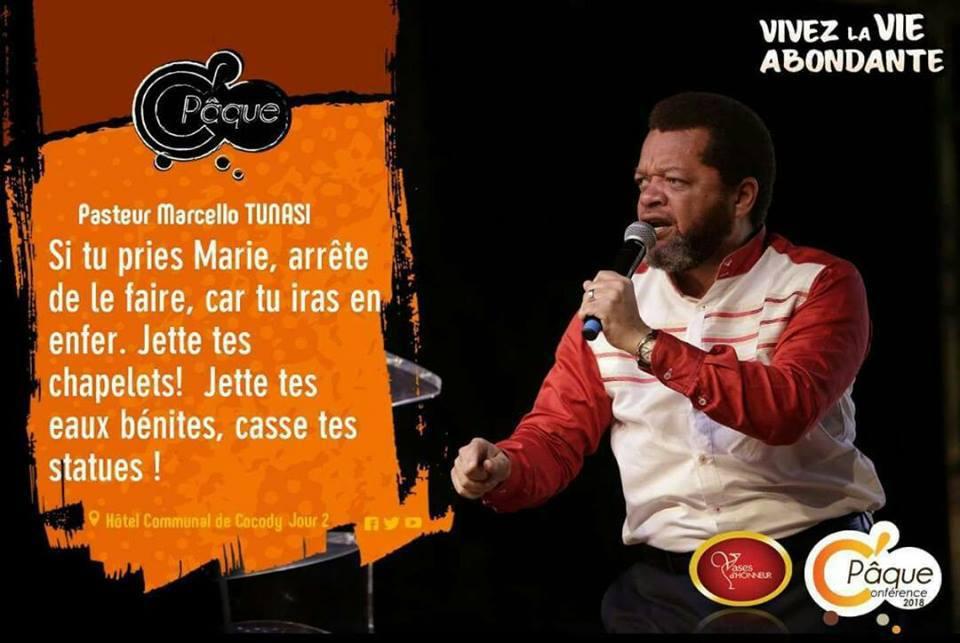 PASTEUR TUNASI TÉLÉCHARGER PREDICATION DU AUDIO MARCELLO